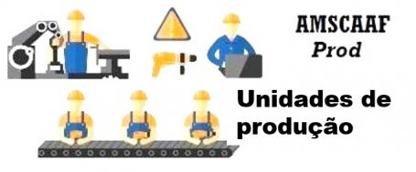 Unidades de producao