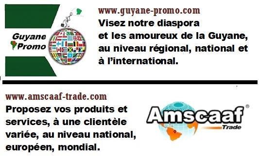 Texte pub guyane promo et trade